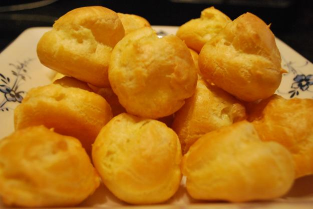 Gougères Cheese Puffs Gather and Graze