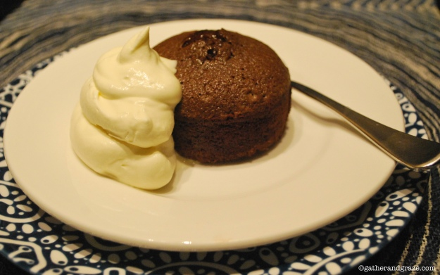 Moelleux Chocolat | Chocolate Lava Cakes | Rachel Khoo Recipe | Gather and Graze