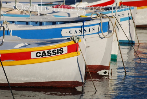 Cassis, France, Gather and Graze