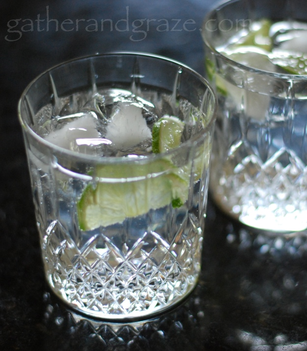 Gin and Tonic, Gather and Graze