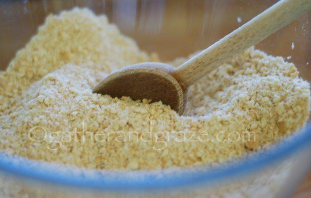 Lemon and Coconut No-Bake Slice | Gather and Graze