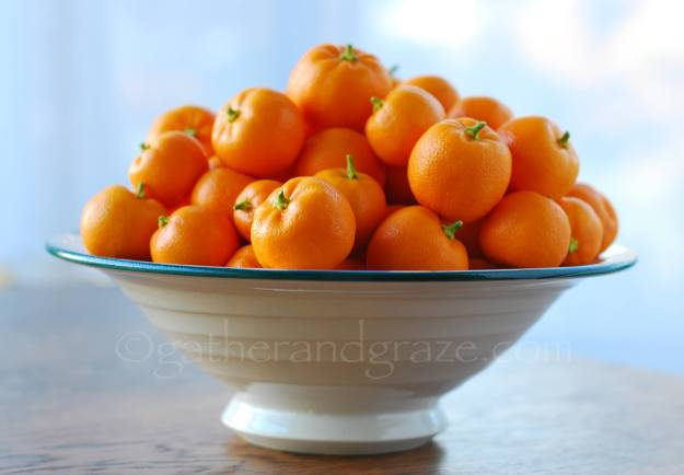 Two Great Recipes Using Cumquats / Kumquats | Gather and Graze