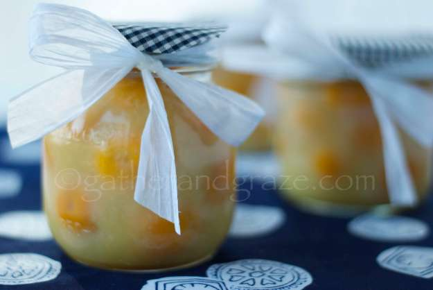 Preserved Cumquats | Gather and Graze