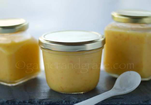 Cumquat Curd | Gather and Graze