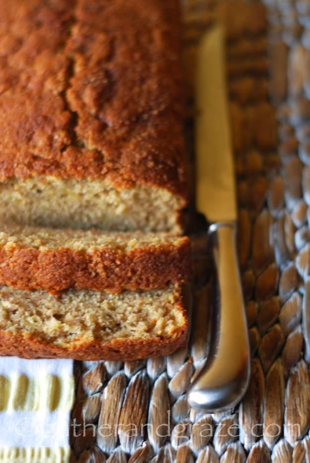 The Best Banana Bread   gatherandgraze.com