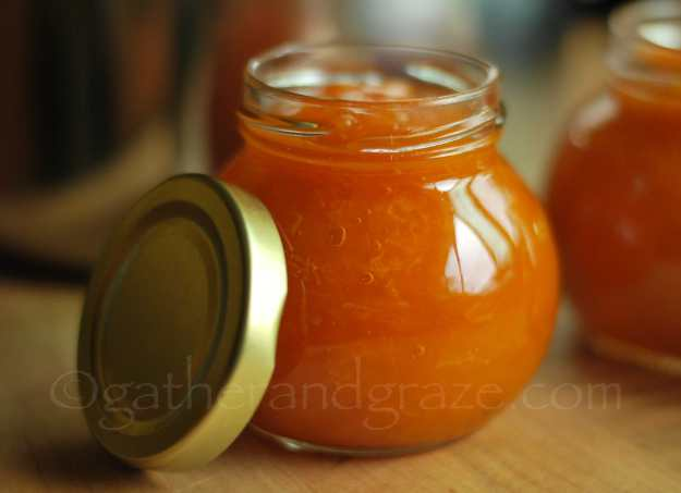 Apricot and Lavender Jam | Recipe | Gather and Graze
