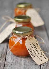 Apricot and Lavender Jam | Gather and Graze