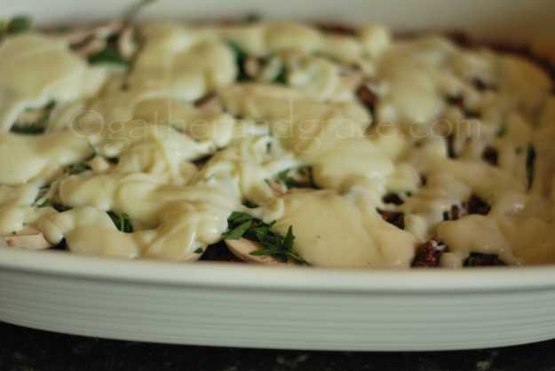 Beef and Mushroom Lasagne | Gather and Graze