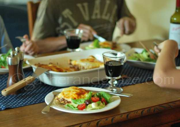 Lasagne | Gather and Graze