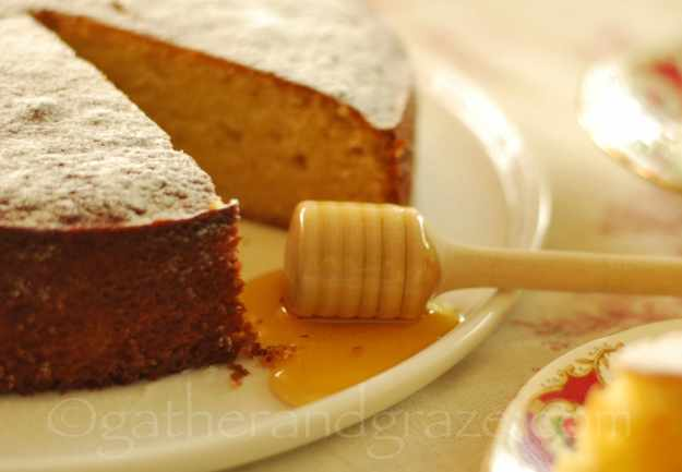 Honey Cake | Gather and Graze