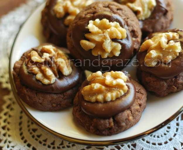 Afghan Biscuits / Cookies | Gather and Graze