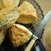 Savoury Cheese Scones Recipe| Gather and Graze