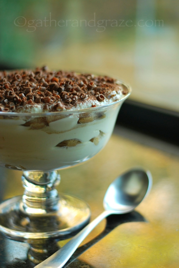 Tiramisu | Gather and Graze