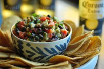 Mexican Dip | Gather and Graze