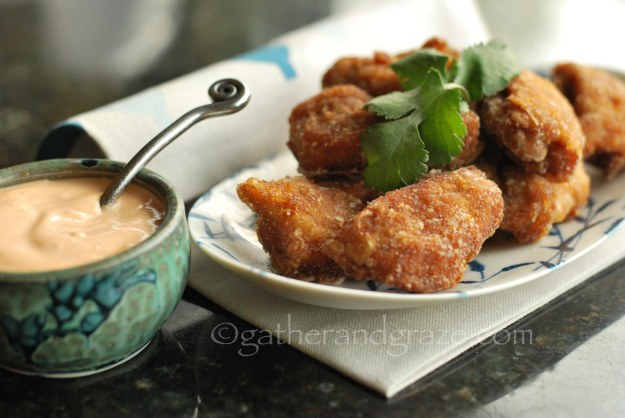 Karaage Chicken | Gather and Graze