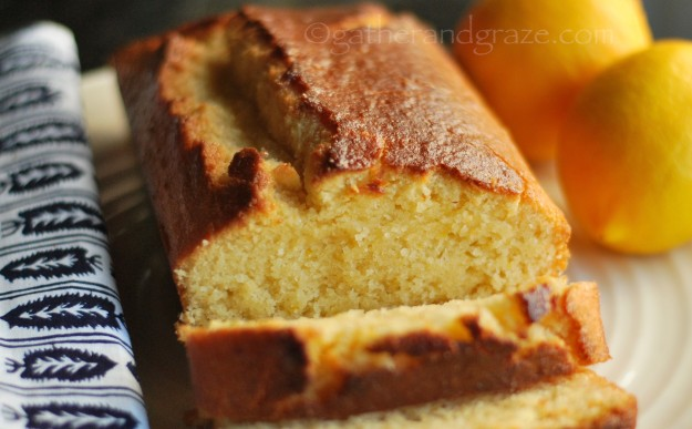 Coconut (with a hint of lemon) Cake | Gather and Graze